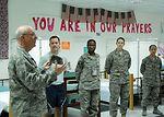 Chaplain brings spiritual message to deployed Airmen