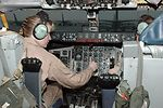 All-female crew completes inflight refueling over Iraq