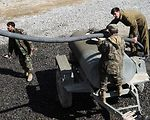 Airmen mentor Afghan national army