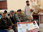 Afghans complete advanced medical training