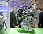 Energy Secretary Steven Chu discusses Ecoboost tec
