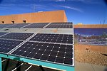 Largest Native American PV installation in New Mexico