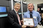 Deputy Secretary Poneman visits Argonne's Transportation Center