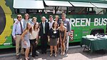 The Big Green Bus Visits the Energy Department
