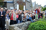 Brittany Residents Await Secretary Kerry Before Commemorative WWII Ceremony