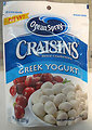 RECALLED – Yogurt covered dried cranberries
