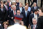 President Obama and Swedish Foreign Minister Bildt Participate in Celebration Marking 25th Anniversary of Freedom