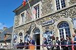 Secretary Kerry Salutes U.S.-French Alliance During Speech in Saint Briac
