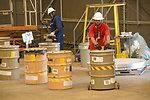 SRS Waste Shipment