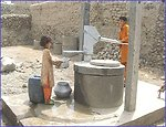 Water Pipes Ease Conflict Between Villages
