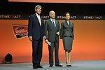 Secretaries Kerry, Hague Join Actress Jolie in Condemning Sexual Violence in Conflict