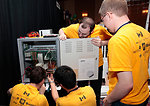 Year 1 of the EcoCAR 2 competition emphasized engi