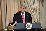 Secretary Kerry Delivers Remarks at the GLIFAA Pride Event