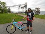 EPA Seattle Bike-To-Work Day 2014