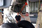 KC-135 Strut Change