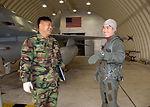 Airmen participate in buddy wing program