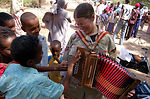 Celtic tunes in Djibouti