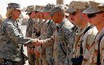 Top Cop visits deployed Airmen