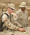Deployed Airmen give tours to Iraqi historical landmark