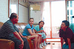 Airmen share culture with South Koreans