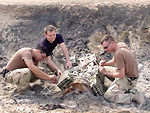 Airman finds, destroys UXO