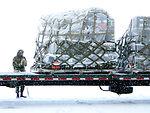 Frigid freight