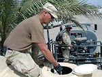 Airmen keep water flowing