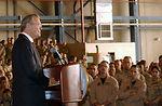 Rumsfeld visit