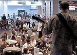 community center at Yokota Air Base, Japan,