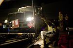 Yokota AB Airmen deliver fuels truck to aid Japan's relief efforts