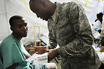 Airmen provide care, compassion to people of Haiti