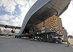 Elmendorf Airmen deliver relief supplies to Haiti