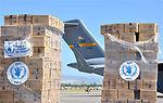 Joint Task Force members organize Haitian airport