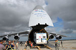 Air Force, FAA use Russian aircraft to move mobile air traffic control towel