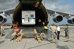 Air Force, FAA use Russian aircraft to move mobile air traffic control tower