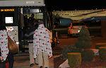 Haitian earthquake survivors arrive at Joint Base Andrews