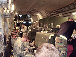 Aircrews deliver relief supplies to Haiti
