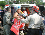 Servicemembers assist following earthquake in Costa Rica