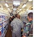 AAFES supports troops bringing relief to Ike victims