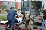 Airmen conduct search, rescue