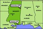 Keesler, Columbus survive Hurricane Katrina