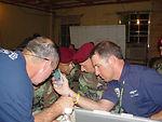 CAP helps hurricane relief efforts