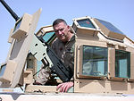Life-saving turret prototype stems from Airman's death