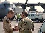 Aeromedical evacuation mission