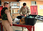 Airmen provide 1st class postal service to thousands