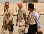 Attorney general visits Baghdad