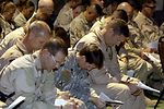 Airmen, Soldiers say farewell to comrade in Iraq