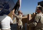 Iraqi poll workers