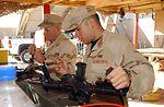Airmen fill Army billets