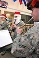 Musical Santa